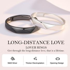 LONG-DISTANCE LOVE RINGS