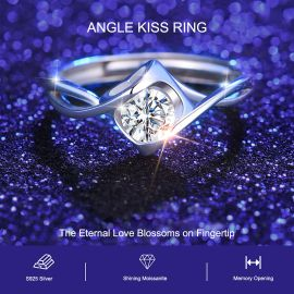 ANGLE KISS RING