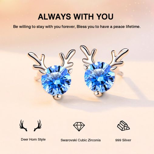 ALWAYS WITH YOU EARRING