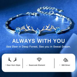 ALWAYS WITH YOU BRACELET