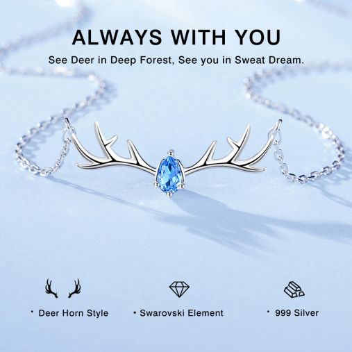 ALWAYS WITH YOU NECKLACE