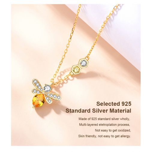 SWEET BEE SERIES -- NECKLACE