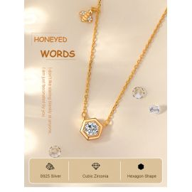 HONEYED WORDS NECKLACE
